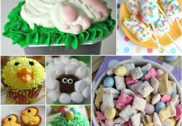 25 Delicious Easter Desserts & Treats