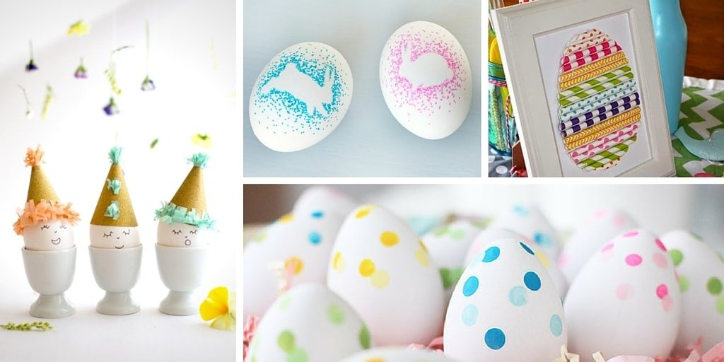 42 Easy DIY Easter Crafts and Decorations