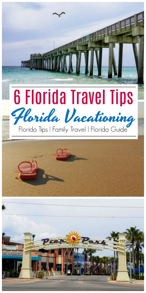 Florida Travel Tips: Honestly, with the relaxing warm weather all year round, miles and miles of beautiful sandy beaches, and fun parks just waiting to explore, taking a trip to Florida is a great choice for families to travel and explore. Here are some Florida travel tips to help you explore all the options that Florida has to offer. #FloridaTravel #FloridaVacation #VisitFlorida