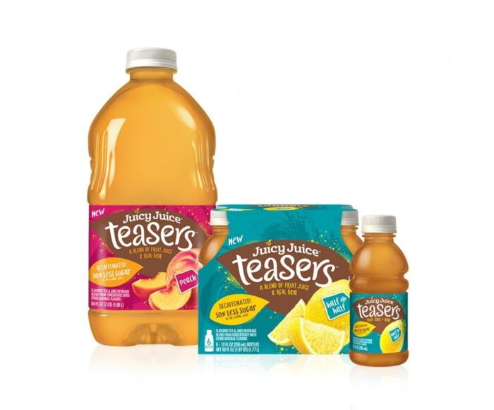 Juicy Juice Teasers