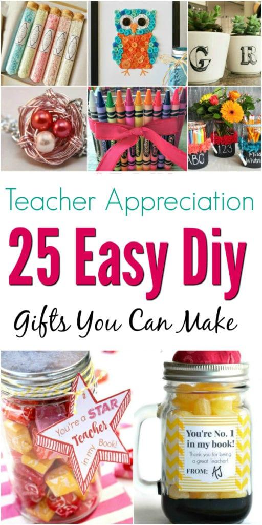 diy teacher gift, teacher appreciation gifts, diy gifts for teachers, teacher appreciation week, teacher appreciation gift ideas