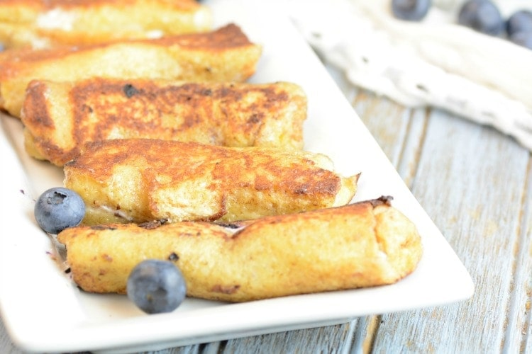 Stuffed Blueberry & Cream French Toast - Southern Family ...