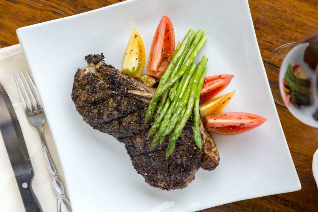 Thoroughbreds Chophouse and Seafood Grille