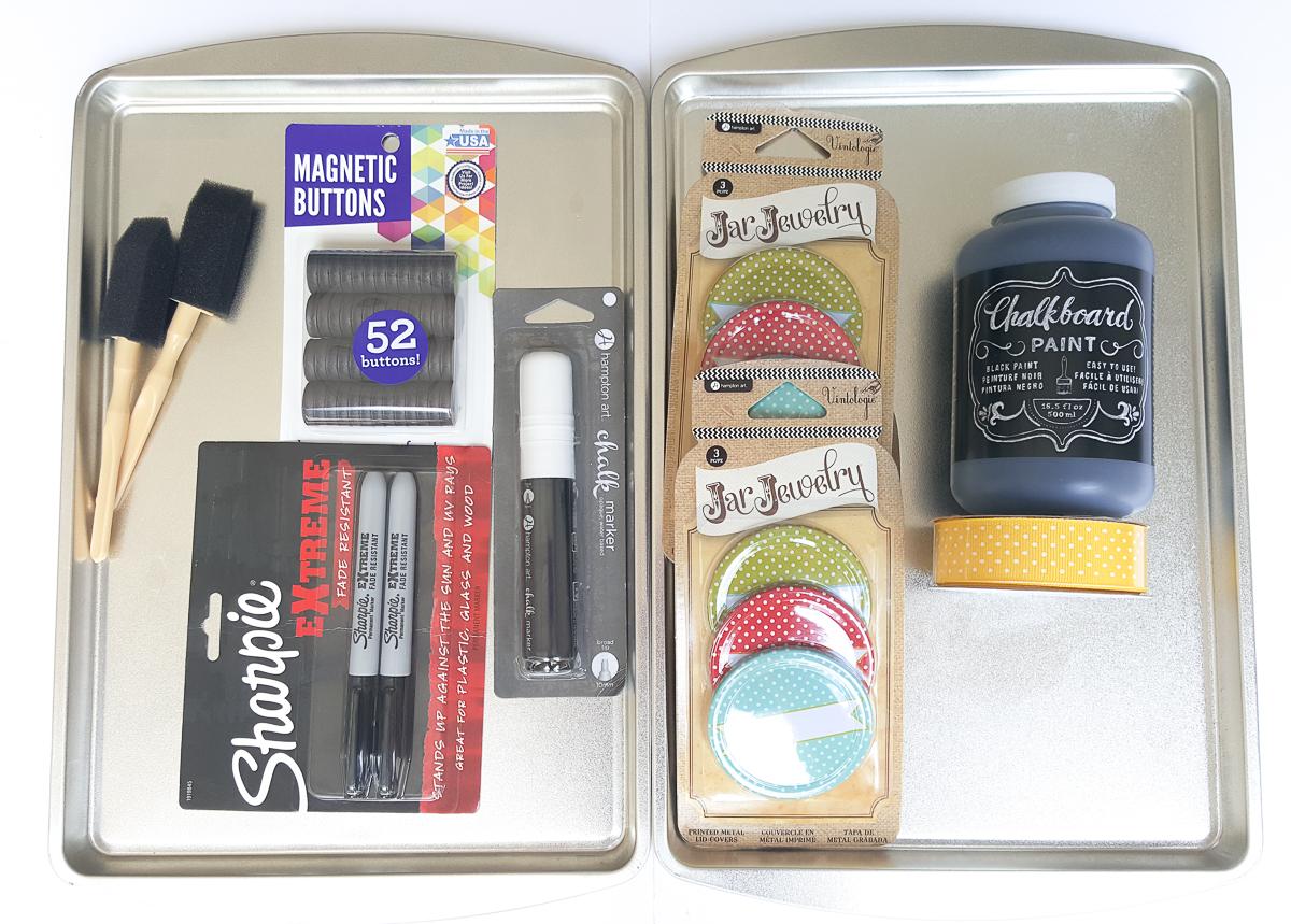 supplies to make kids chore chart