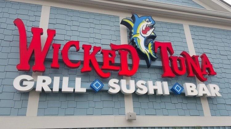 wicked tuna restaurant