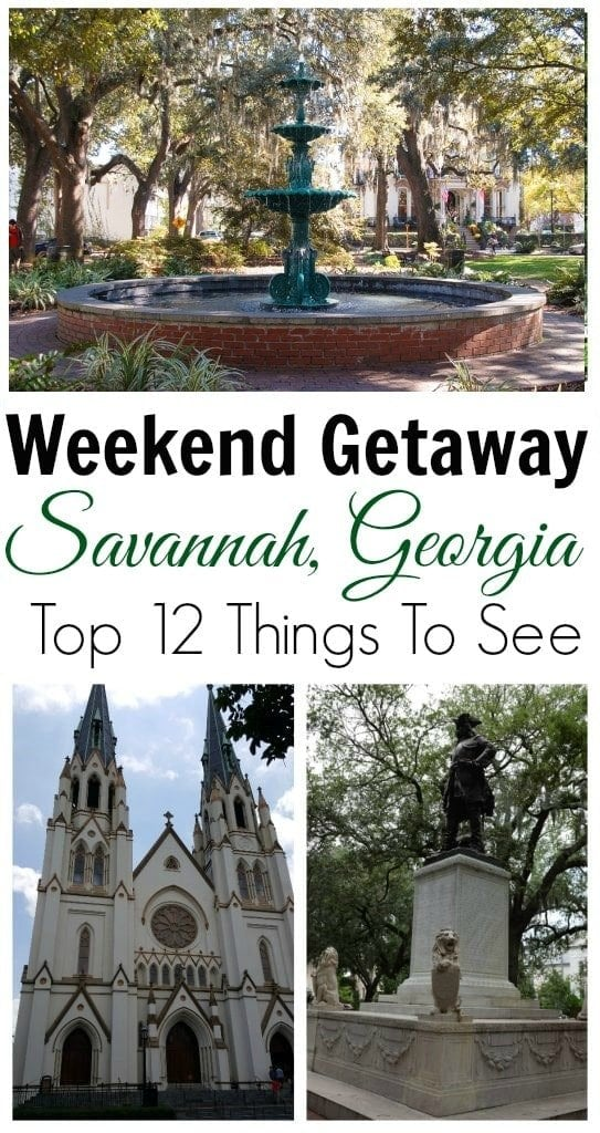 Whether you're visiting the city for its historic value or the ghosts, you'll find several attraction options that you'll love in Savannah. @VisitSavannah #visitsavannah #SavannahGA https://www.southernfamilyfun.com/top-12-places-visit-savannah-georgia/