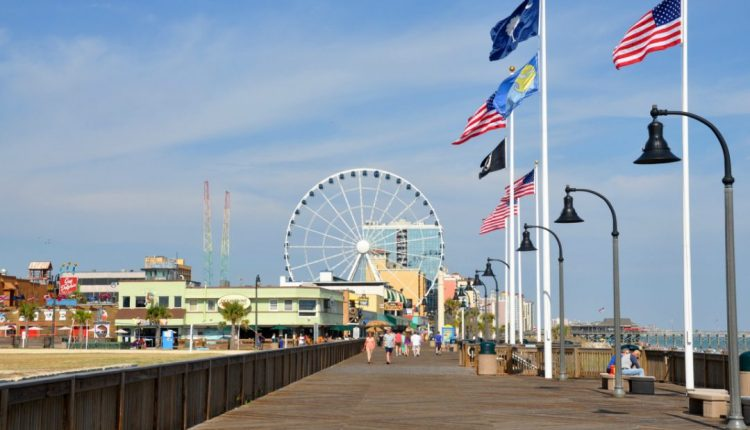 Myrtle Beach Vacations for Families
