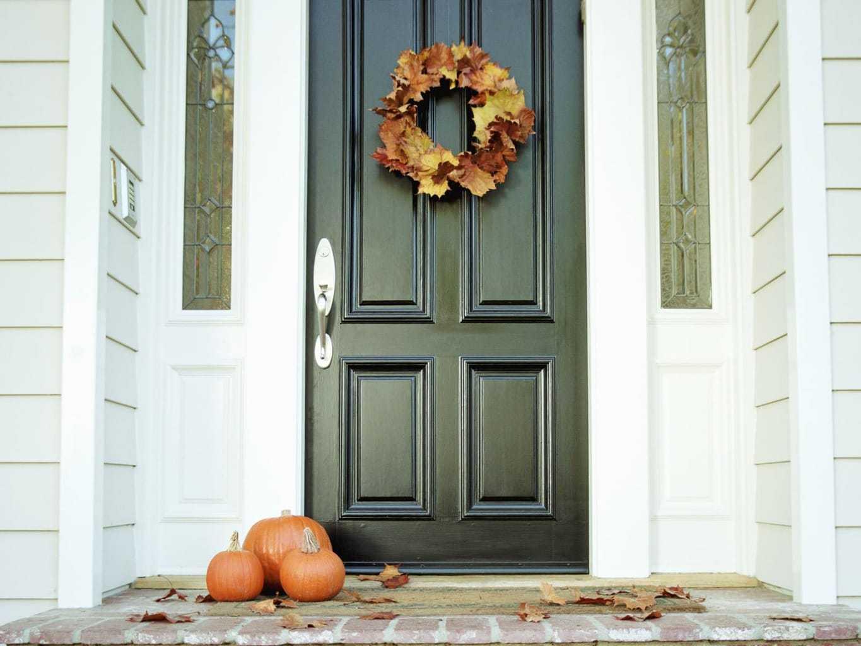 DIY Fall Wreaths – 15 Festive Wreaths for Halloween and Thanksgiving