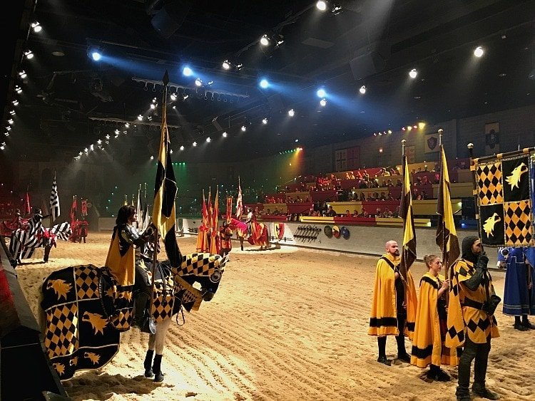 Medieval Times Dinner Show in Myrtle Beach, SC