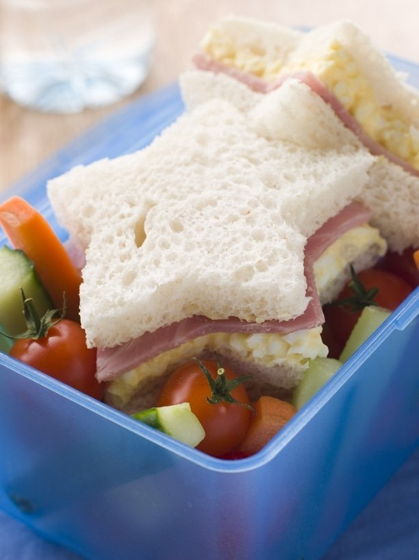 Packing your child's lunch for school