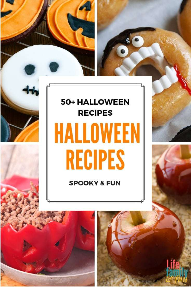50 halloween recipes: spooky & fun halloween treats