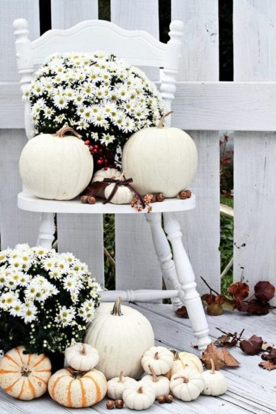 Fall Porch Decorating Ideas for Front Porch