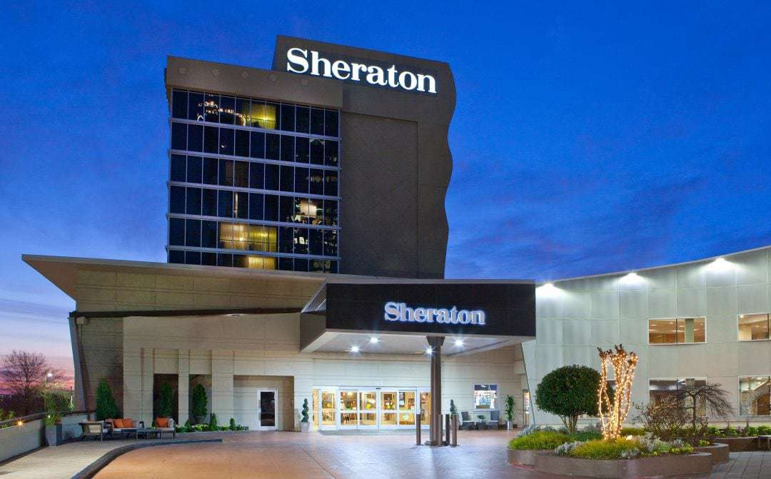 sheraton atlanta hotel review southern family lifestyle. Black Bedroom Furniture Sets. Home Design Ideas