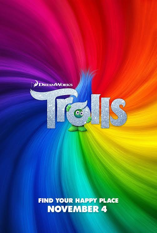 Trolls Movie DreamWorks