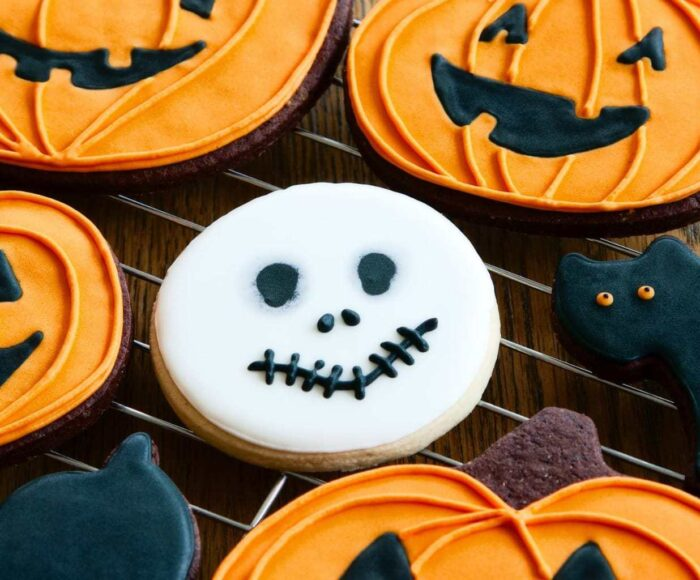 We especially love all the Spooky and Fun Halloween recipes we can make in the kitchen. We like to get creative in the kitchen and Halloween is one of those super fun holidays where we can really let our imaginations run wild! Whether your kids like cute and sweet, or spookyand gross... Check out this list of 50Halloween Recipes that I am sure you willhave fun making!