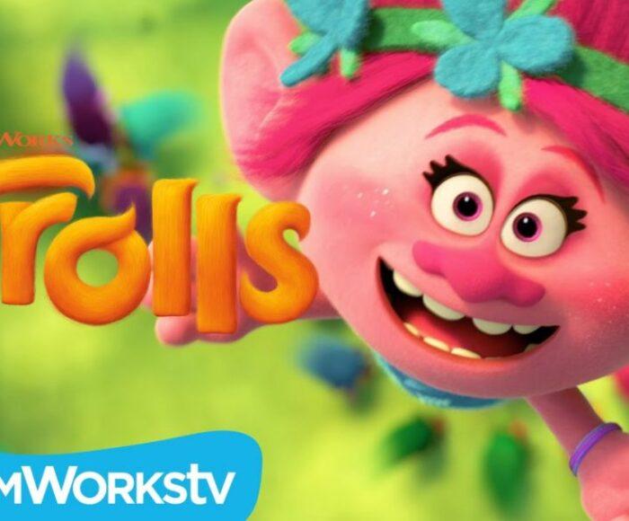 Trolls Dreams Works Movie