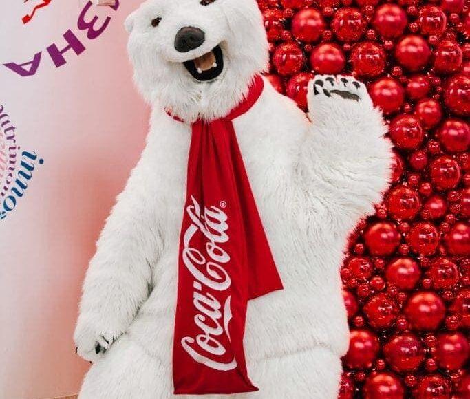 World of Coca-Cola Polar Bear