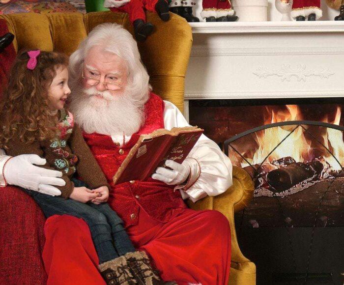 Lake Lanier Holiday Santa