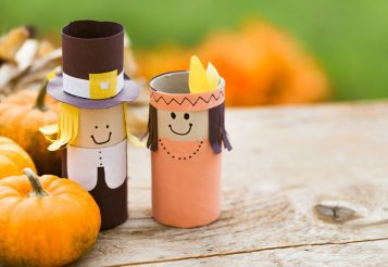 Thanksgiving Crafts for Kids: 15 Fun Crafts & Activities