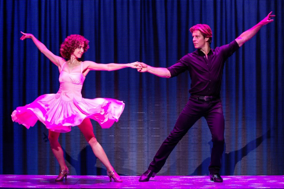 """Q & A With Bronwyn Reed As """"Baby"""" in Dirty Dancing"""