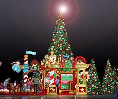 Santa at North Point Mall – Visit Santa's Toy Factory