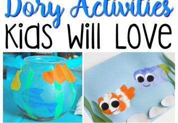 18 Finding Dory Activities For Kids