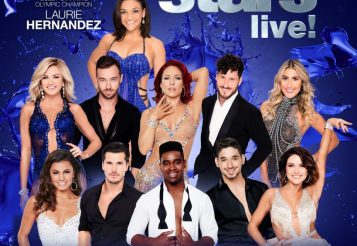 Interview With Sharna Burgess   Dancing With the Stars LIVE