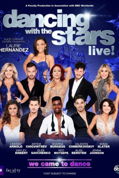 Interview With Sharna Burgess | Dancing With the Stars LIVE