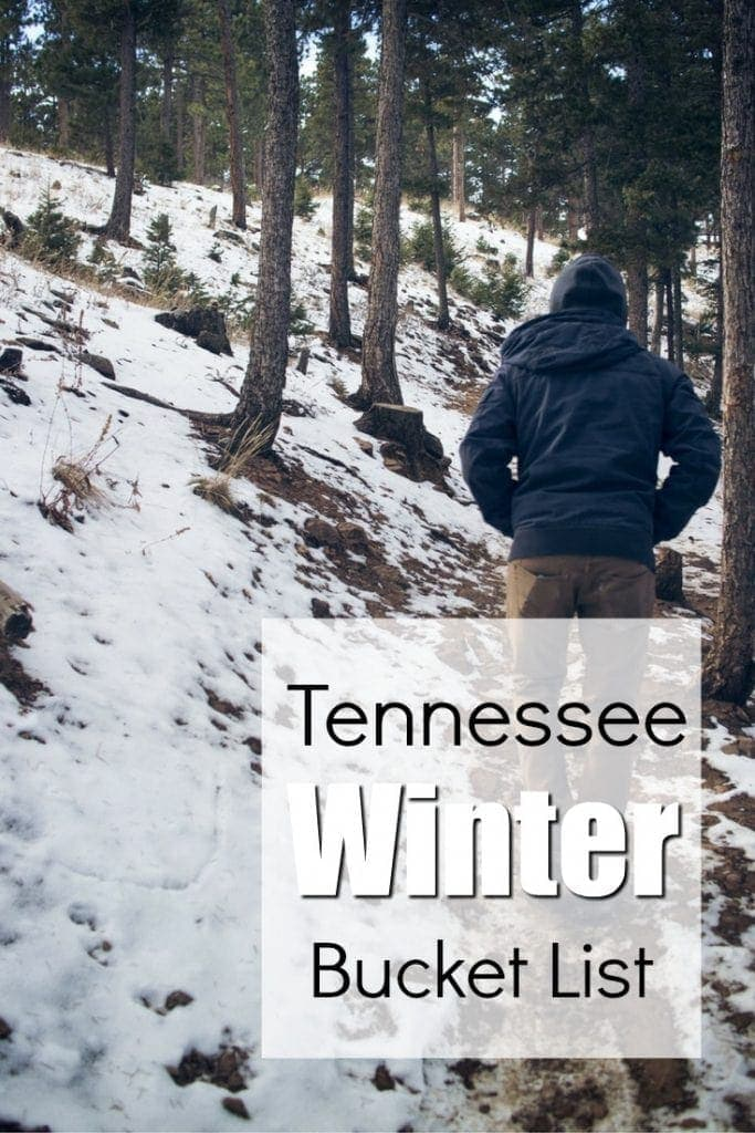 Tennessee Winter Bucket List