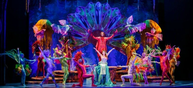 "Disney's ""The Little Mermaid"" Fox Theatre Atlanta"