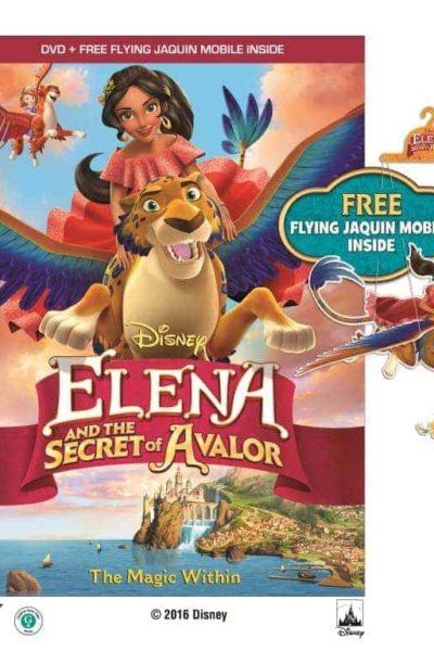 Disney- ELENA AND THE SECRET OF AVALOR Movie