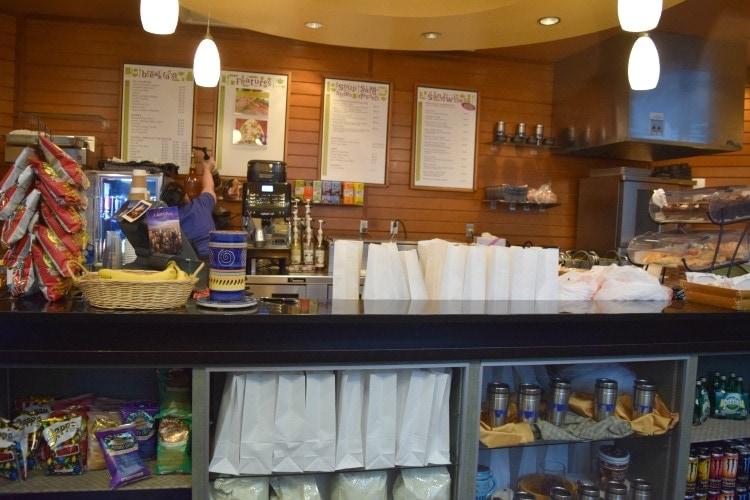 Strouds Sidewalk Cafe
