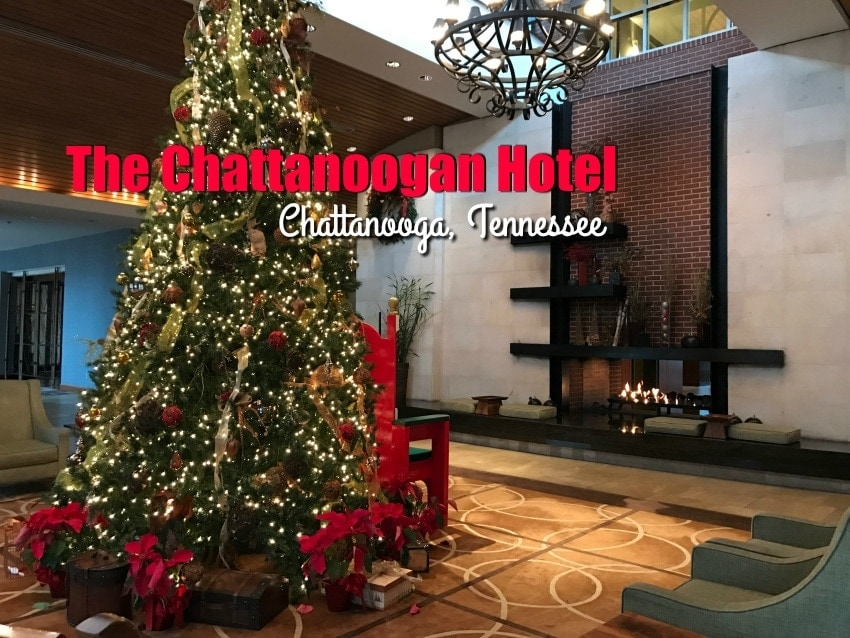 The Chattanoogan Hotel Is Truly Special Chattanooga, TN