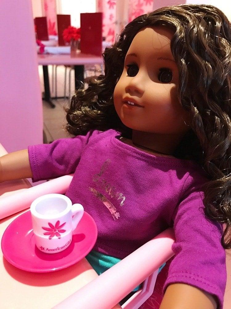American Girl Doll Gabriela