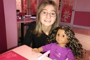 American Girl Bistro: Birthday Dinner In Alpharetta