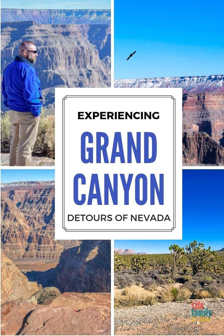 Since we wanted our Vegas trip to be a memory to last a lifetime, we decided to see a sight that we'd never forget - the Grand Canyon. It's one of the most iconic natural wonders of the world, and we thought,