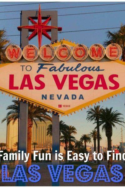 Family Fun Vegas