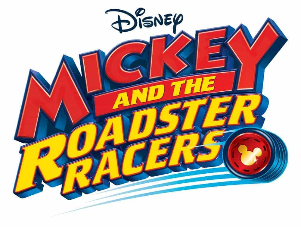 Mickey and the Roadster Racers DVD Promotion