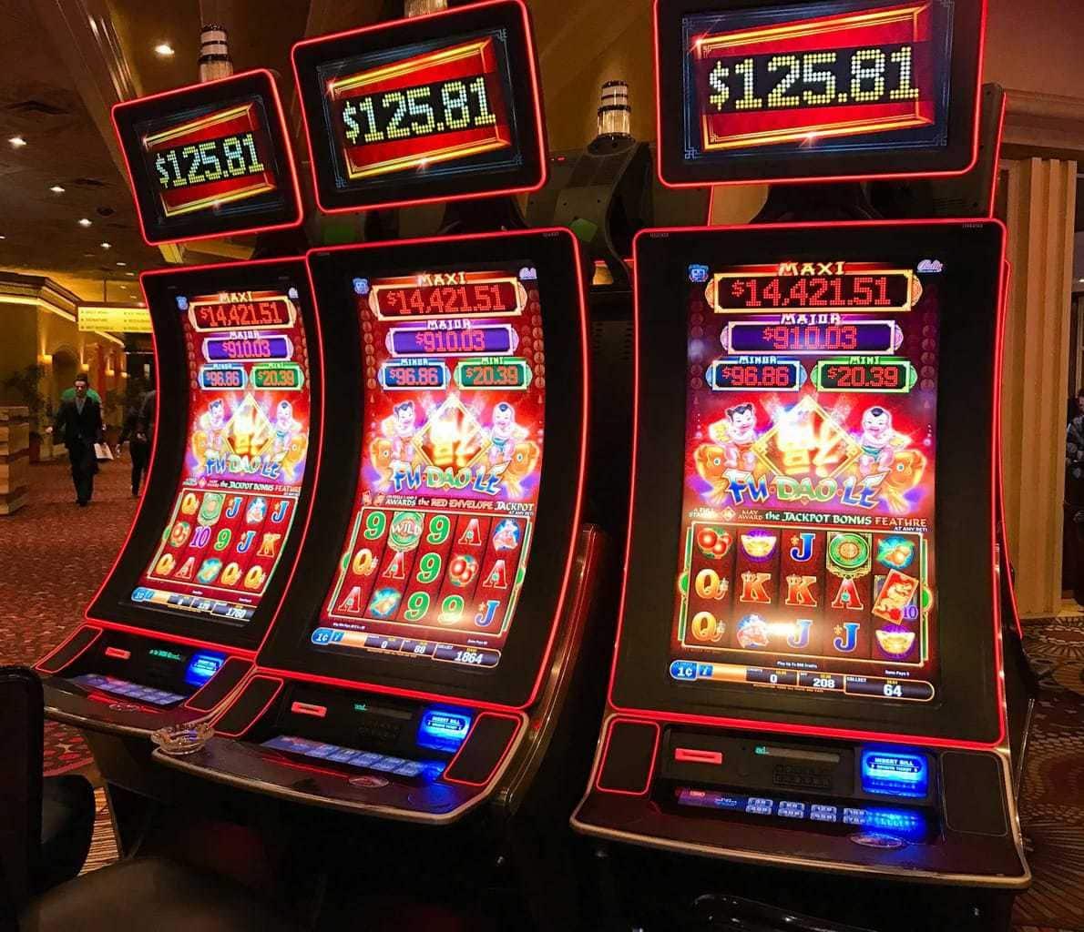 casinos at MGM Hotel