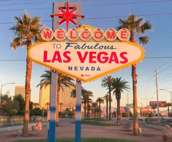 iconic Vegas Sign