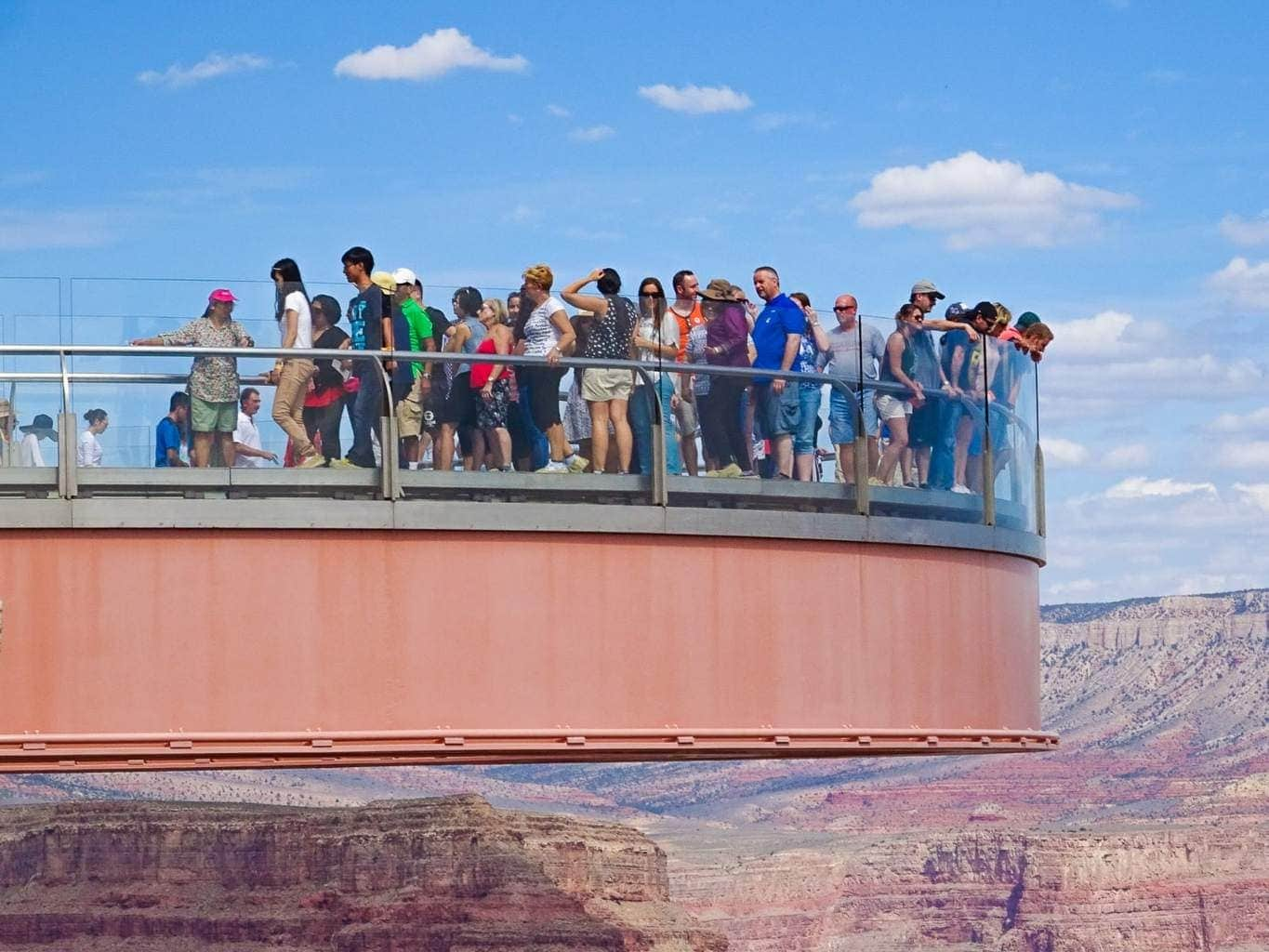 SkyWalk in Arizona
