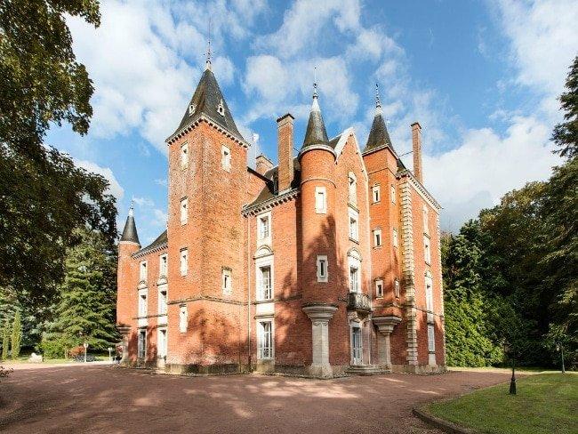 Castle Montsymond (France)