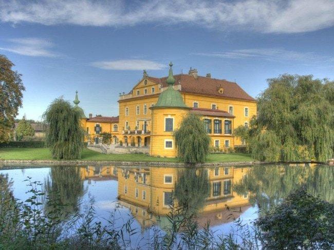 Castle Wasserburg Saint Polten Austria