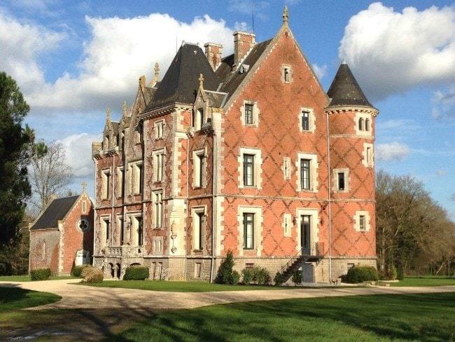 Castle of La Bijoire (France)