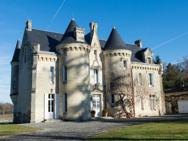 Château Le Petit Verdus (France)