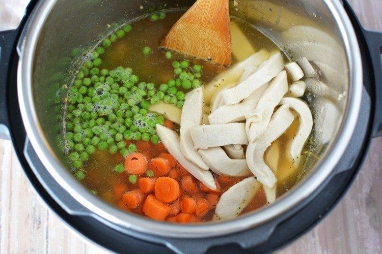 Easy Recipe Using Instant Pot