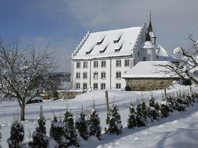 The Castle in Stühlingen (Germany)