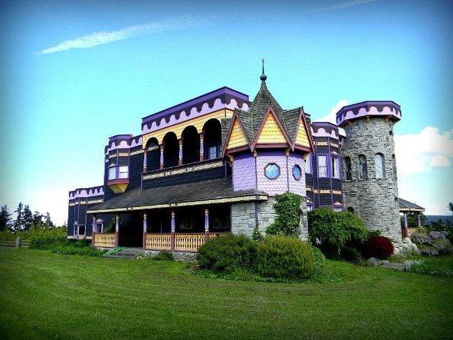 Castle in Sequim Washington