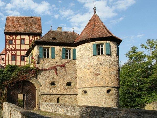 Unsleben Castle (Germany)