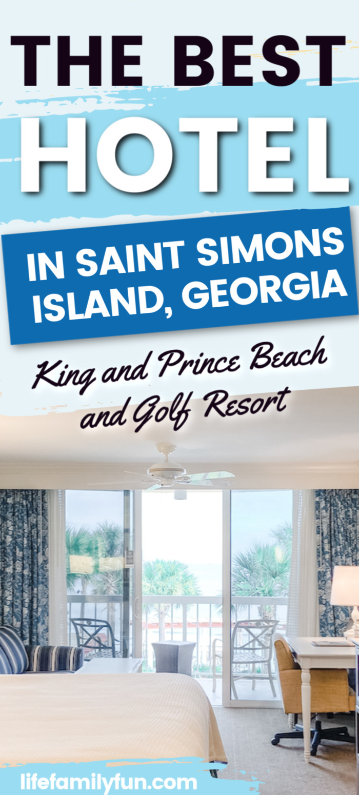 King and Prince Beach Golf Resort